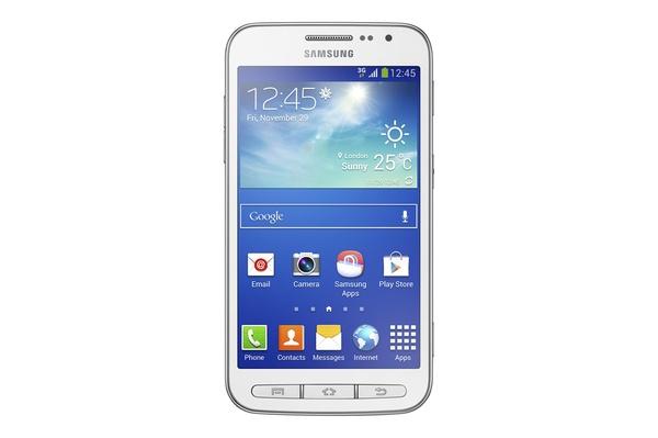 Внешний вид Galaxy Core Advance GT-I8580 - белый