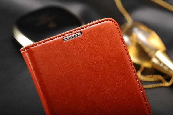 Чехол из кожи для Galaxy Note 3
