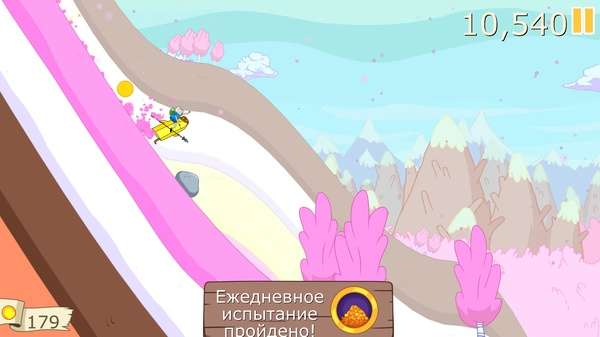 Ski Safari: Adventure Time