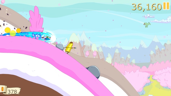Ski Safari: Adventure Time на Андроид