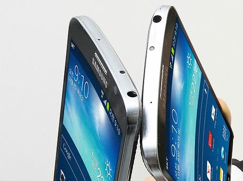 В Galaxy S5 не будет гибкого дисплея