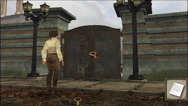 Syberia - врата