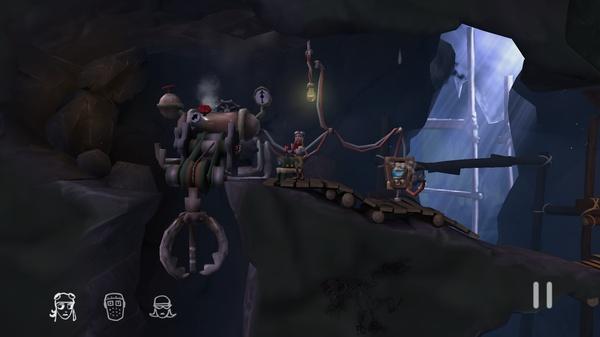 The Cave - квесты