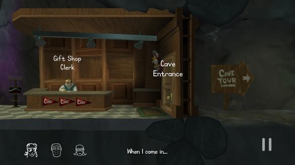 The Cave - 3D платформер