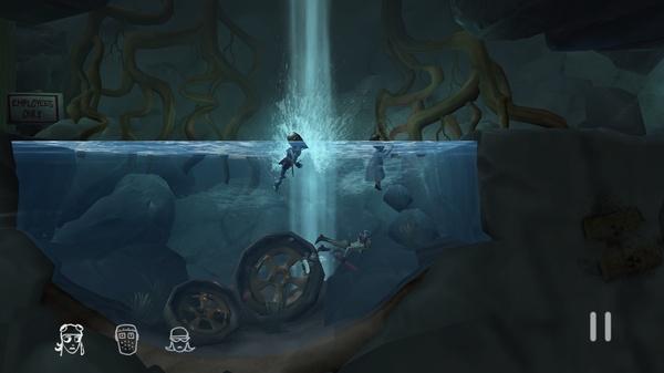 Игра The Cave для Galaxy Note 3