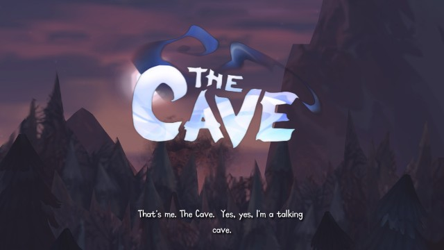The Cave 3D