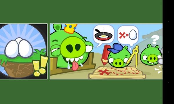 Bad Piggies - игра на Samsung Galaxy S4