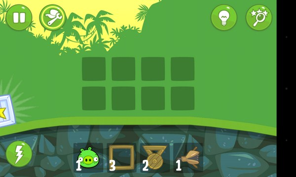 Bad Piggies - головоломка на Галакси С4