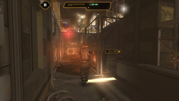 Геймплей Deus Ex: The Fall