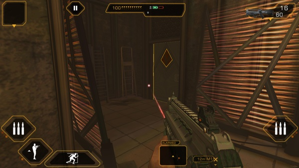 Deus Ex: The Fall для Galaxy S4 и Note 3