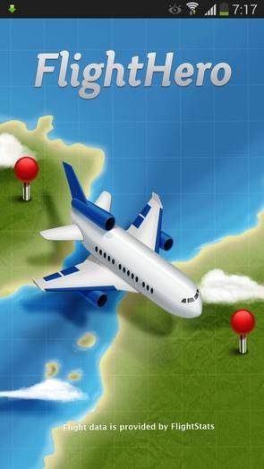 FlightHero - расписание рейсом