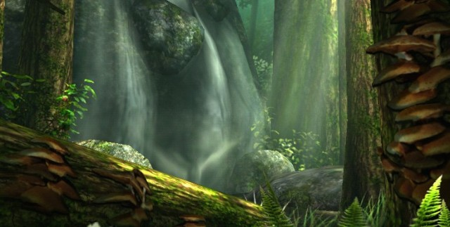 Forest HD - анимированные обои на Android