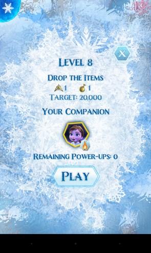 Холодное Сердце. Звездопад - игра на смартфоны Galaxy S4