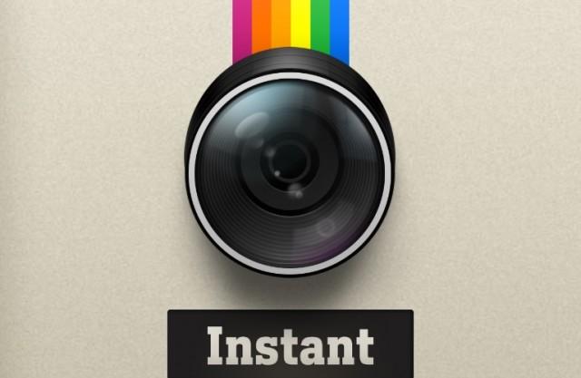 Instant - приложение на android