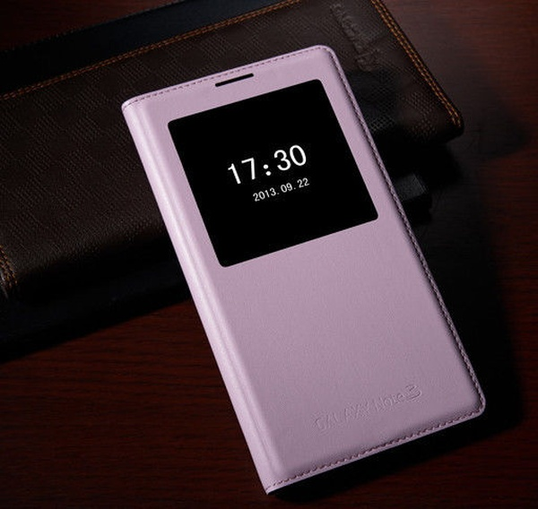 Чехол S View Cover для Galaxy Note 3