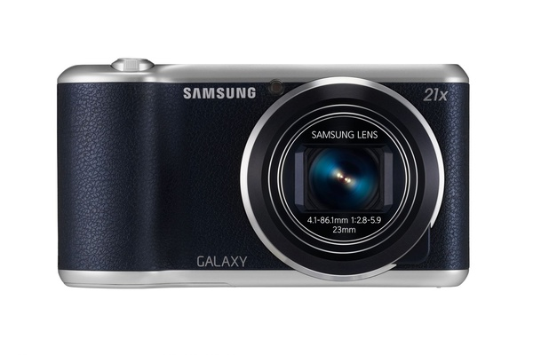 Galaxy Camera 2 - черного цвета
