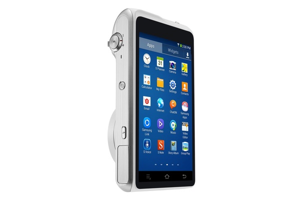 Samsung Galaxy Camera 2 - белая