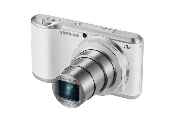 Samsung анонсировал Galaxy Camera 2