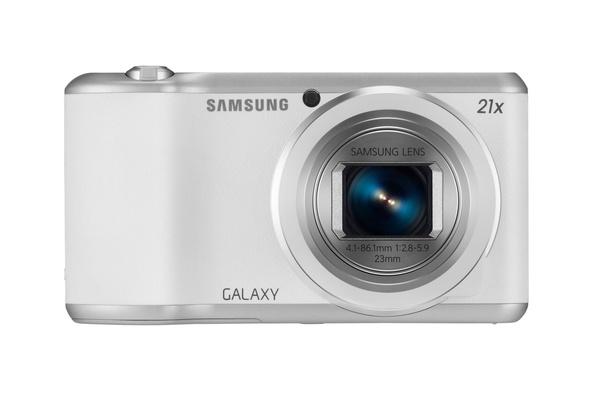 Galaxy Camera 2 - белая