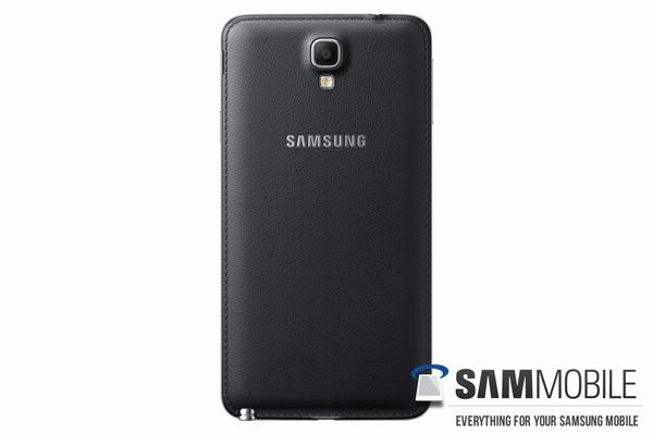 Задняя крышка Samsung Galaxy Note 3 Neo SM-N750