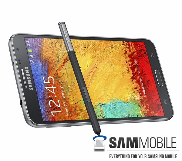 Galaxy Note 3 Neo SM-N750