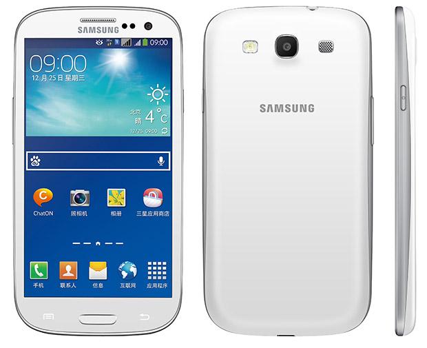Samsung Galaxy S III Neo+ представлен в Китае