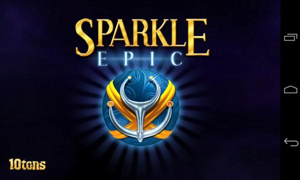 Sparkle Epic - игра на Android