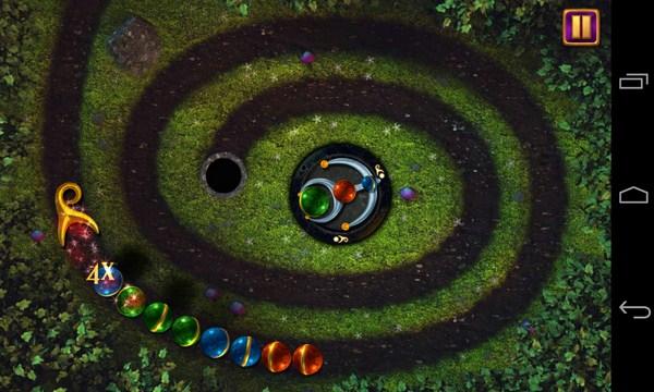 Sparkle Epic - игра на Galaxy S4