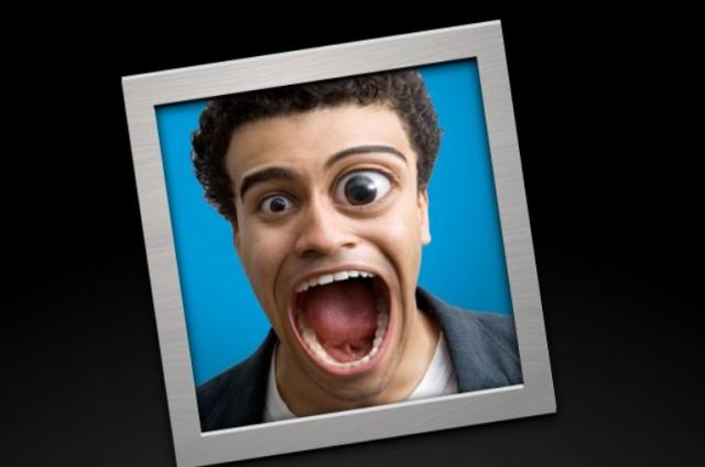Talking Funny Mirrors - веселая программ на Android