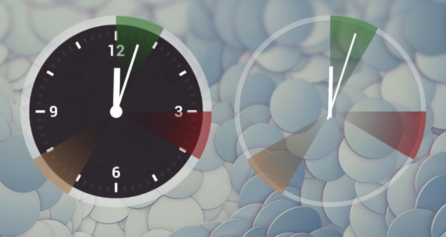 12Hours – часы с расписанием для Галакси С4, Нот 3