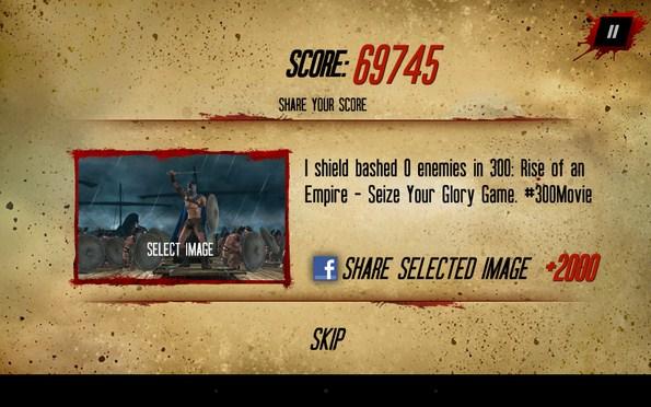 300: Seize Your Glory – воины Спарты для Samsung Galaxy S4, Note 3
