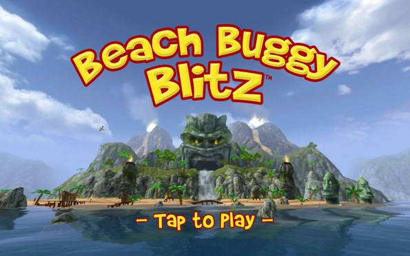 Beach Buggy Blitz – гонки по пляжам для Samsung Galaxy Note 3