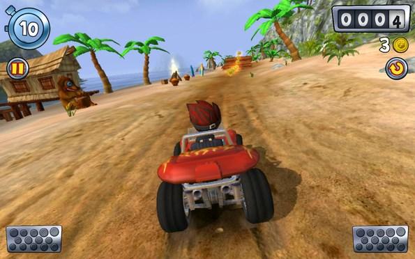 Beach Buggy Blitz – гонки по пляжам для Samsung Galaxy Note 3