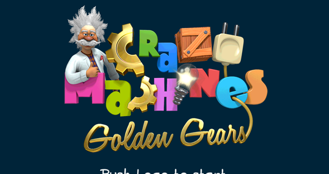 Crazy Machines Golden Gears – чокнутый профессор для Галакси С4, Нот 3