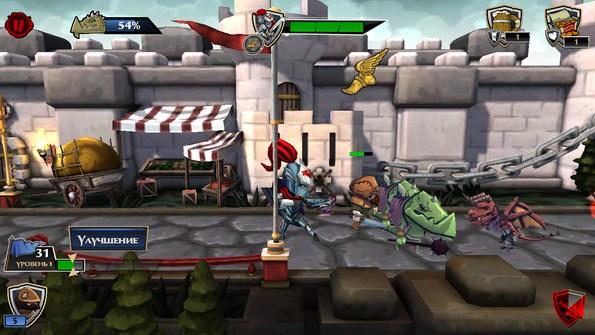 Defenders & Dragons – защитники печатей для Samsung Galaxy Note 3