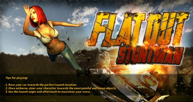Flatout Stuntman – смертельные трюки для Samsung Galaxy Note 3
