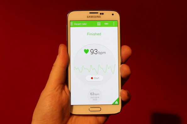 Первые фотографии Samsung Galaxy S5 SM-G900