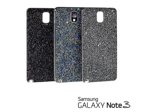 Стильные задние крышки с кристалами Swarovski для Samsung Galaxy Note 3