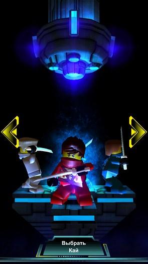 LEGO Ninjago REBOOTED – мир ниндзя для Samsung Galaxy S4
