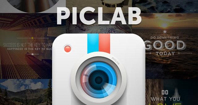 PicLab – быстрая обработка фото для Galaxy S4, Note 3