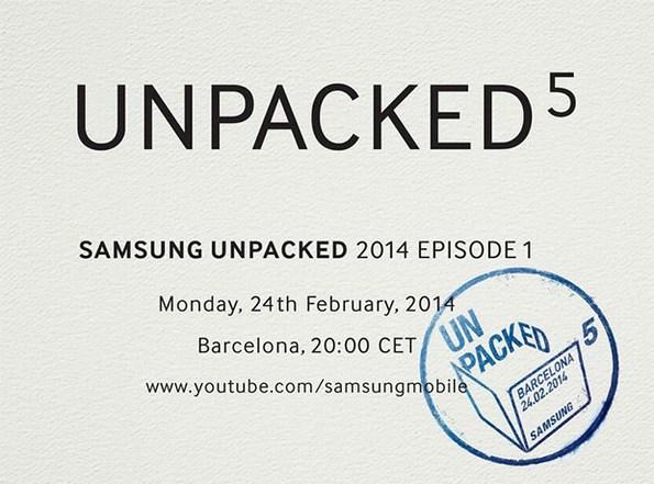 Призентация Samsung Galaxy S5 может состоятся уже 24 февраля