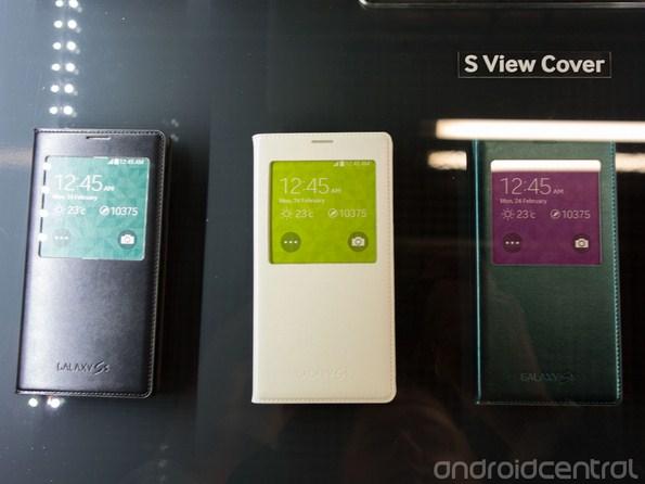Различные кейсы и чехлы для Samsung Galaxy S5