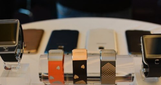 Samsung Galaxy S5 - четыре варианта цвета корпуса