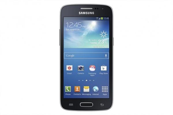 Samsung Galaxy Core LTE - черный