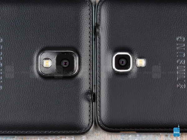Samsung Galaxy Note III vs Galaxy Note 3 Neo - сравнение камер