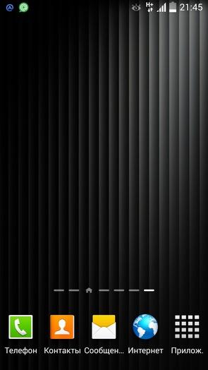 Galaxy S4 Black Edition обои