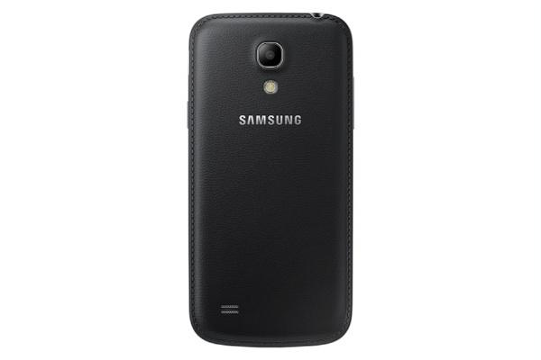 Samsung Galaxy S4 mini Black Edition - задняя панель