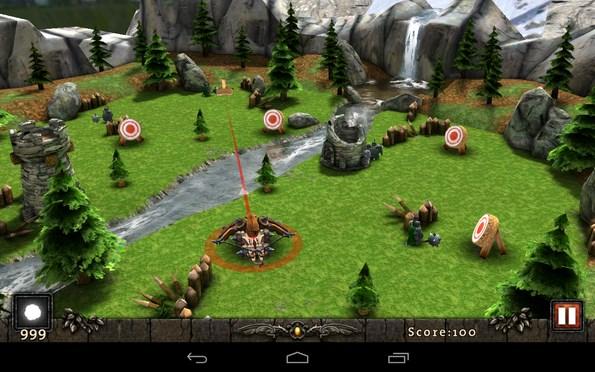 Siegecraft THD – викинги против варваров для Galaxy Note 3, S4, S3
