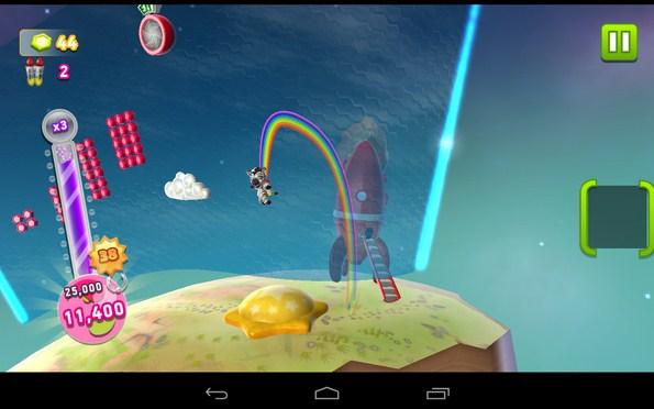 Space Ark – космическая помощь для Samsung Galaxy Note 3