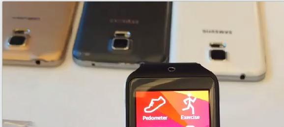 gear 2 и Galaxy S5